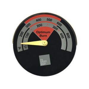 UK Stove Fans ST201 temperature thermometer