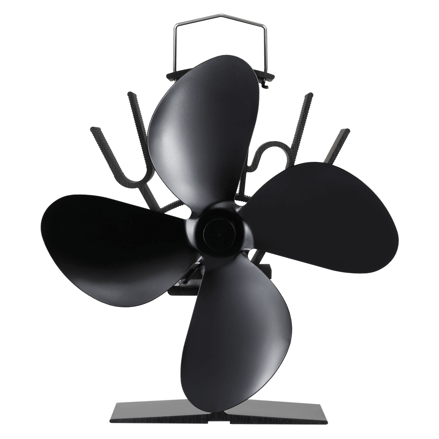 UK Stove fans 334 4 blade what is a stove fan