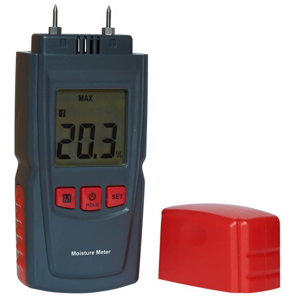 UK Stove Fans moisture meter for testing wood