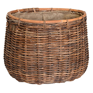 UK Stove Fans log wood storage basket