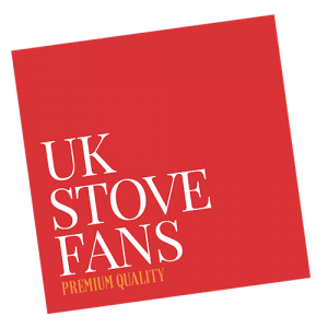 UK Stove Fans logo